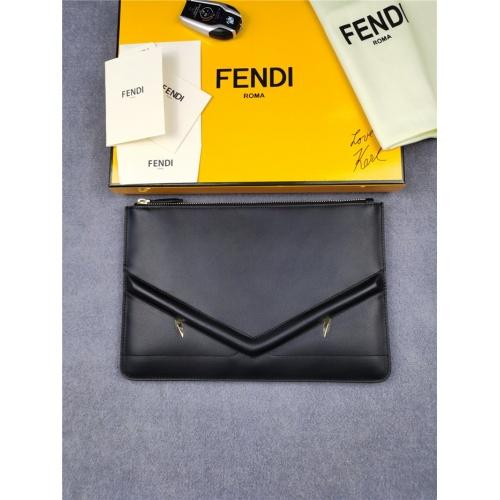 Fendi AAA Man Wallets #817217