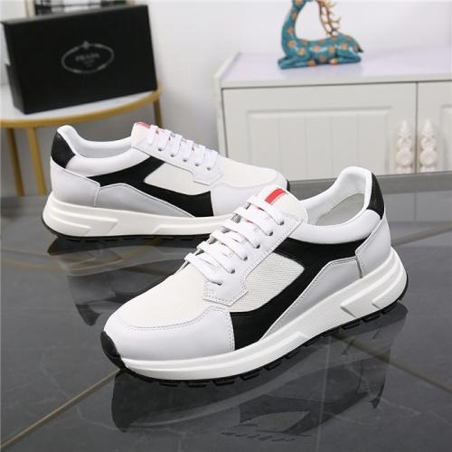 Prada Casual Shoes For Men #817264