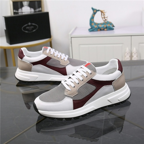 Prada Casual Shoes For Men #817267
