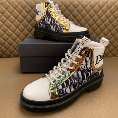 Christian Dior Boots For Men #817301