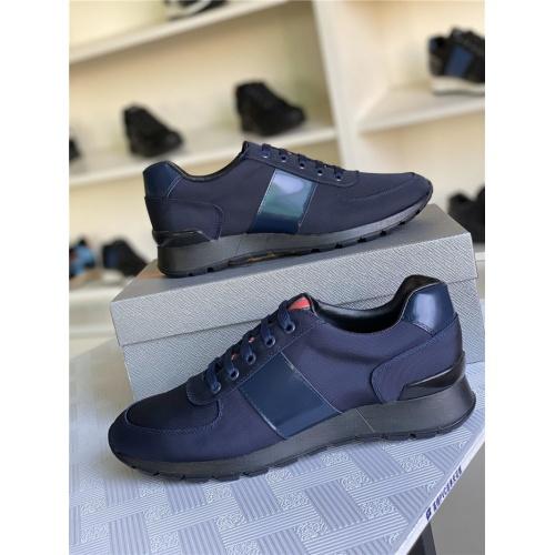Prada Casual Shoes For Men #817312
