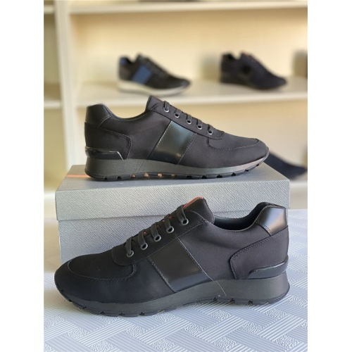 Prada Casual Shoes For Men #817313