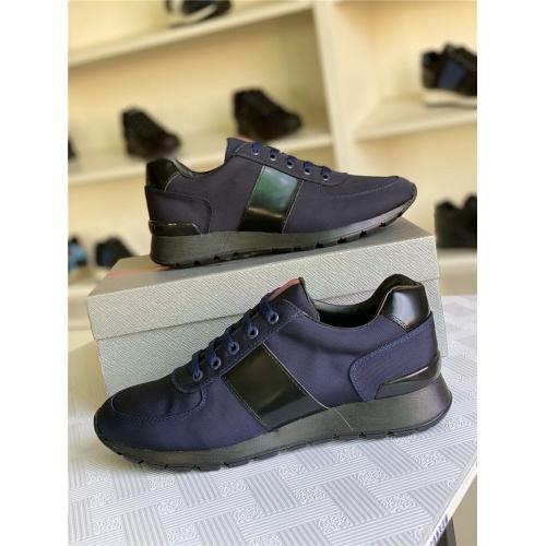 Prada Casual Shoes For Men #817314