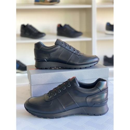 Prada Casual Shoes For Men #817315