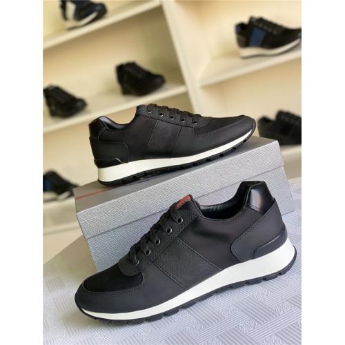 Prada Casual Shoes For Men #817317