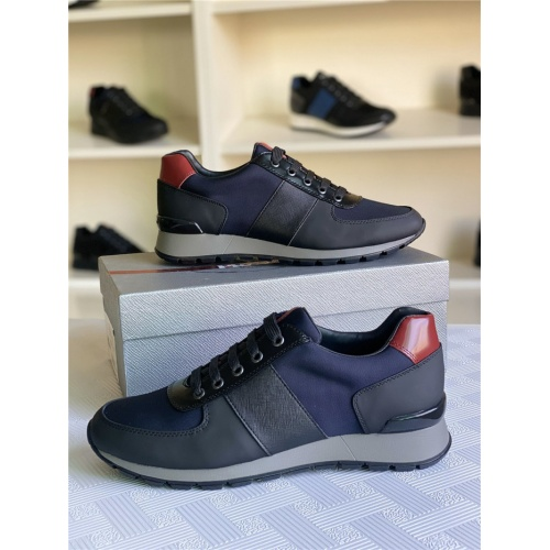 Prada Casual Shoes For Men #817318