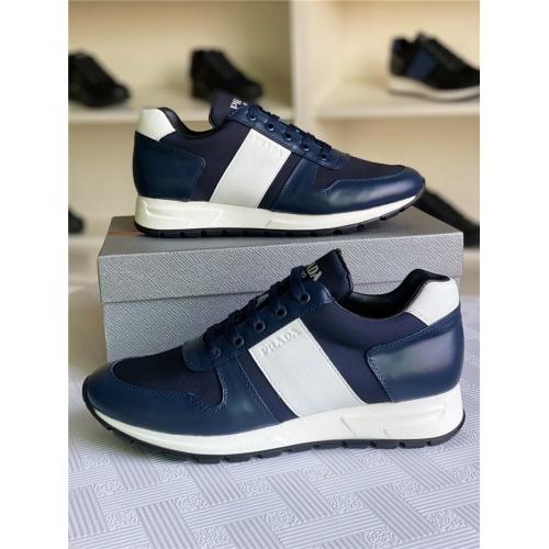 Prada Casual Shoes For Men #817333