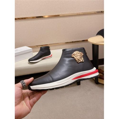 Versace Boots For Men #817349