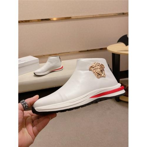 Versace Boots For Men #817350