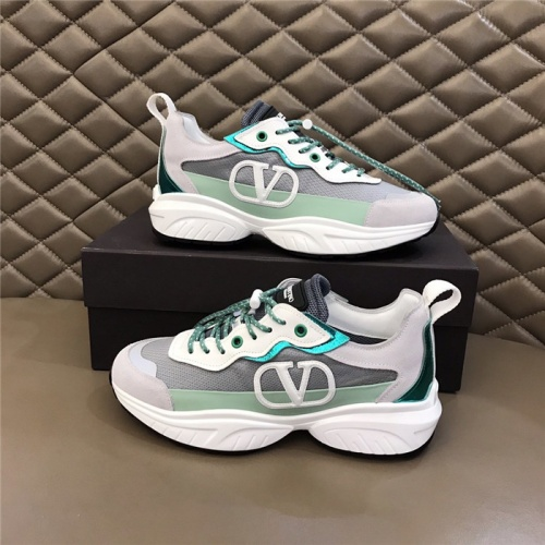 Valentino Casual Shoes For Men #817569