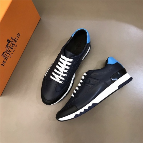 Hermes Casual Shoes For Men #817597 $88.00 USD, Wholesale Replica Hermes Casual Shoes