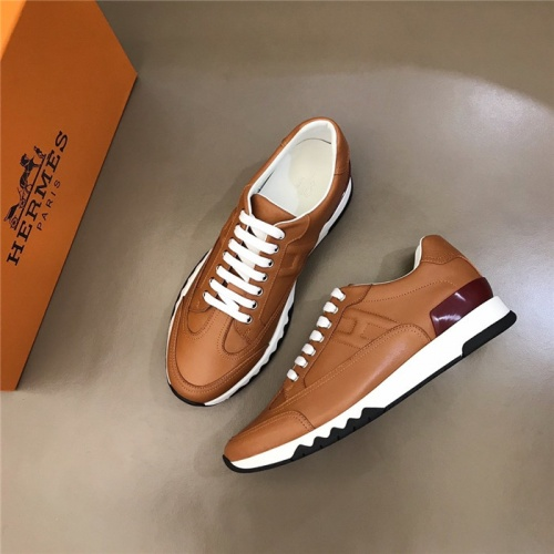 Hermes Casual Shoes For Men #817598