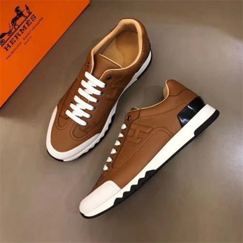 Hermes Casual Shoes For Men #817600