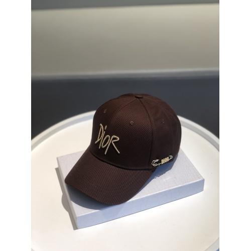 Christian Dior Caps #817638 $32.00, Wholesale Replica Christian Dior Caps