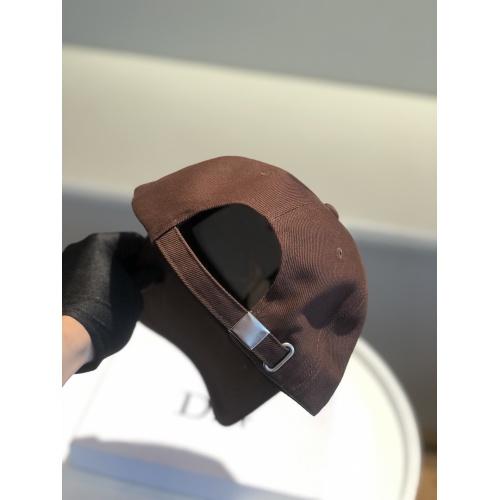 Replica Christian Dior Caps #817638 $32.00 USD for Wholesale
