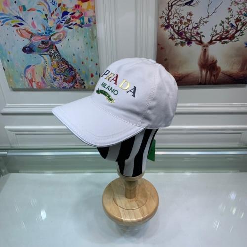 Prada Caps #817656