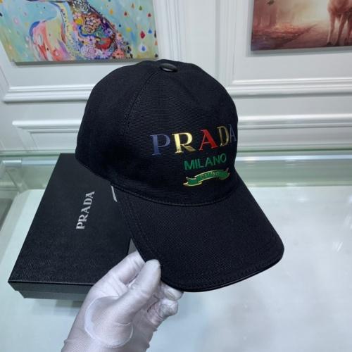 Replica Prada Caps #817657 $36.00 USD for Wholesale