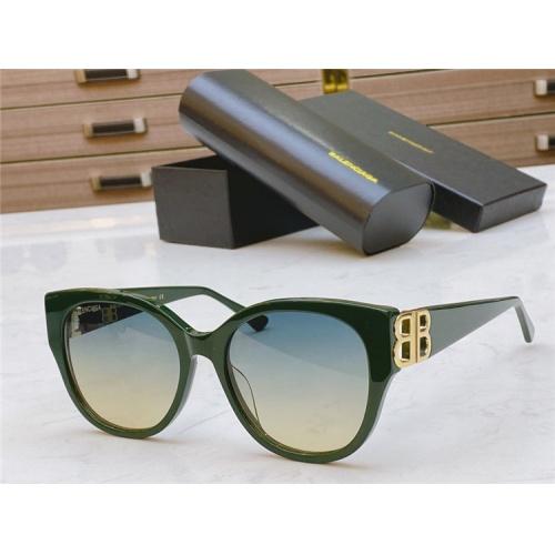 Balenciaga AAA Quality Sunglasses #817710