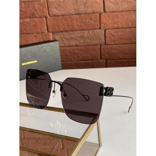 Balenciaga AAA Quality Sunglasses #817729