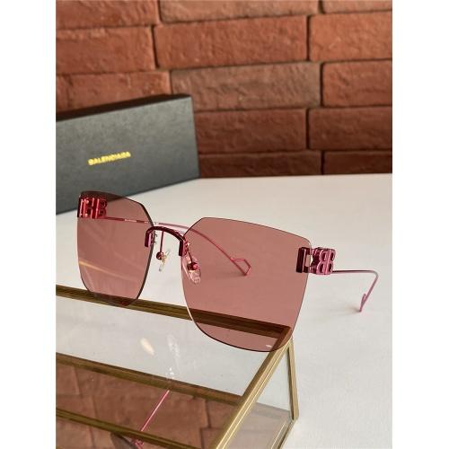Balenciaga AAA Quality Sunglasses #817734