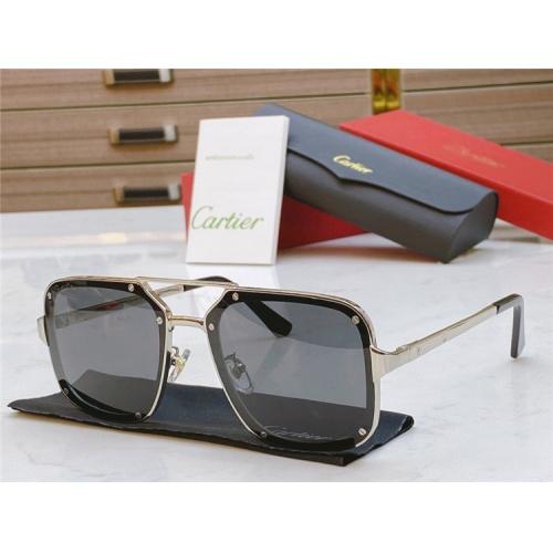 Cartier AAA Quality Sunglasses #817761