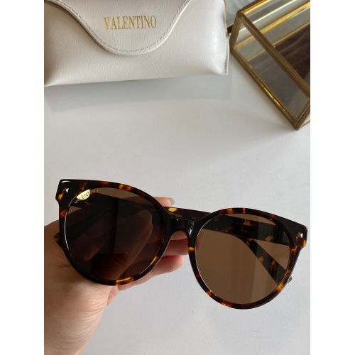 Valentino AAA Quality Sunglasses #817805 $60.00 USD, Wholesale Replica Valentino AAA Sunglasses