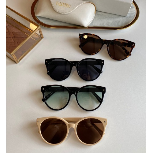 Replica Valentino AAA Quality Sunglasses #817807 $60.00 USD for Wholesale