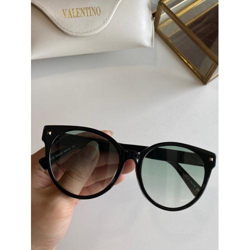 Valentino AAA Quality Sunglasses #817808 $60.00 USD, Wholesale Replica Valentino AAA Sunglasses