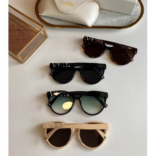 Replica Valentino AAA Quality Sunglasses #817809 $60.00 USD for Wholesale