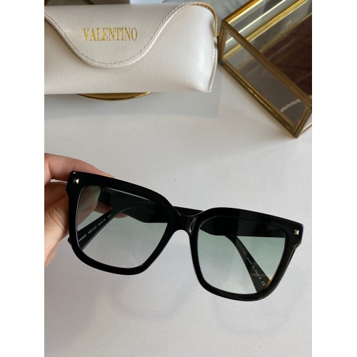 Valentino AAA Quality Sunglasses #817811 $60.00 USD, Wholesale Replica Valentino AAA Sunglasses