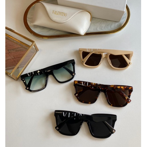 Replica Valentino AAA Quality Sunglasses #817811 $60.00 USD for Wholesale