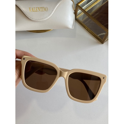 Valentino AAA Quality Sunglasses #817812 $60.00 USD, Wholesale Replica Valentino AAA Sunglasses