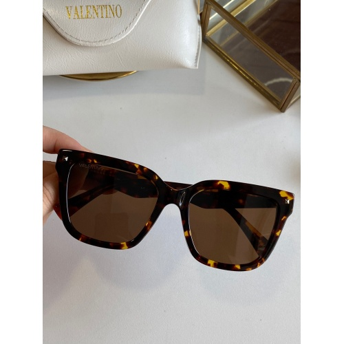 Valentino AAA Quality Sunglasses #817813 $60.00 USD, Wholesale Replica Valentino AAA Sunglasses