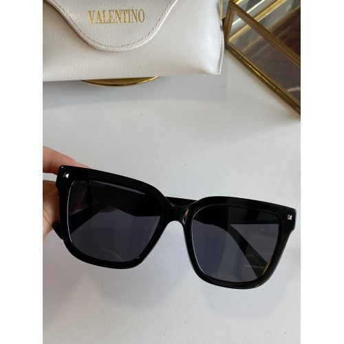 Valentino AAA Quality Sunglasses #817815 $60.00 USD, Wholesale Replica Valentino AAA Sunglasses