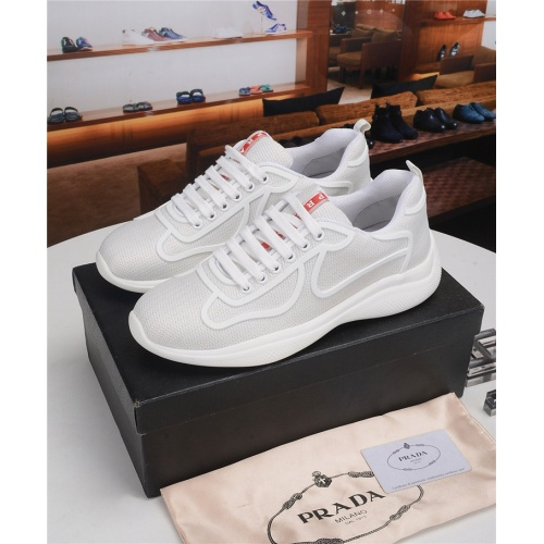 Prada Casual Shoes For Men #817836