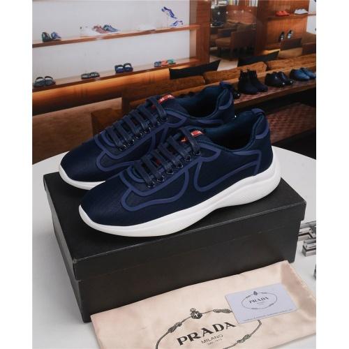 Prada Casual Shoes For Men #817839