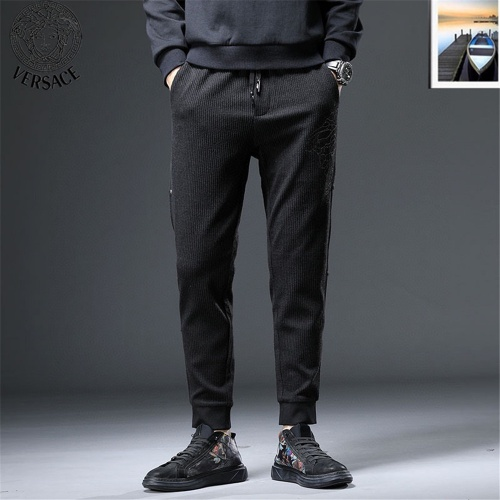 Versace Pants Trousers For Men #817854