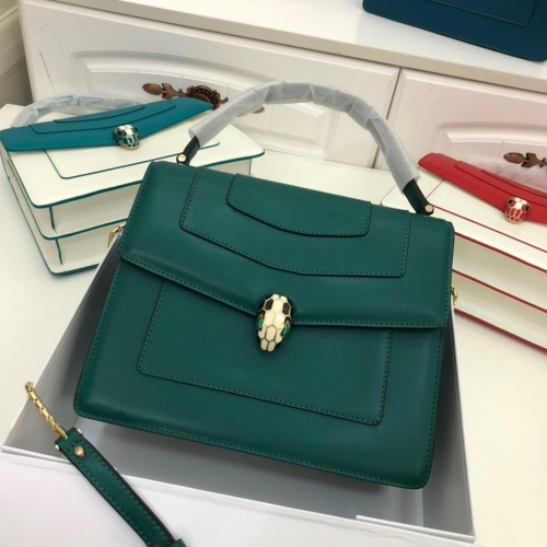 Bvlgari AAA Messenger Bags For Women #817882