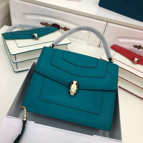 Bvlgari AAA Messenger Bags For Women #817883