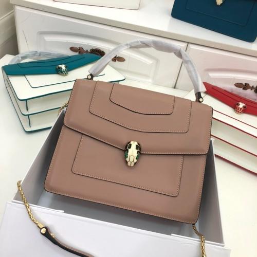 Bvlgari AAA Messenger Bags For Women #817884