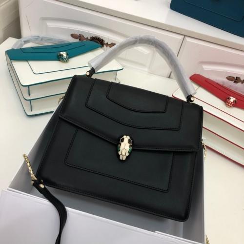 Bvlgari AAA Messenger Bags For Women #817885
