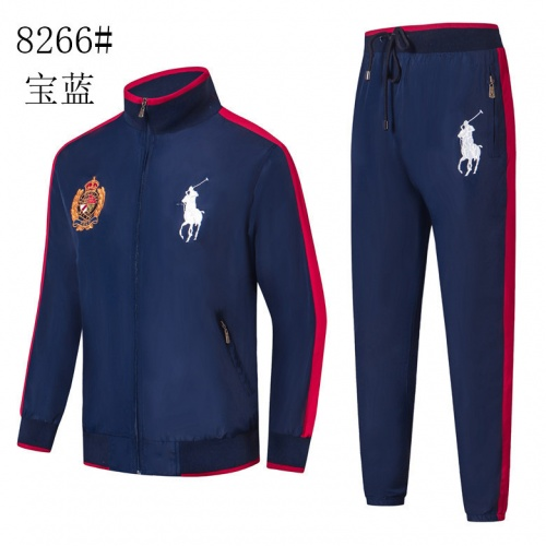 Ralph Lauren Polo Tracksuits Long Sleeved Zipper For Men #817888