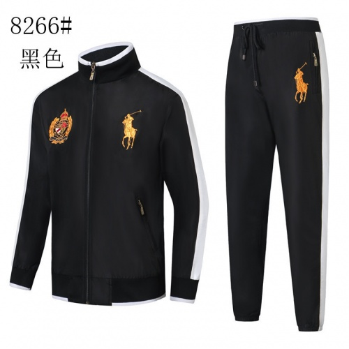 Ralph Lauren Polo Tracksuits Long Sleeved Zipper For Men #817889