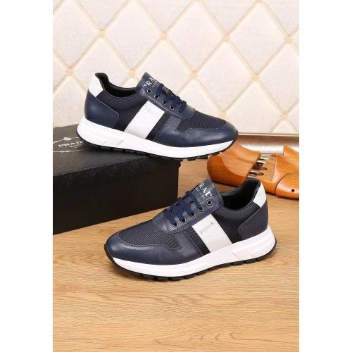 Prada Casual Shoes For Men #817925