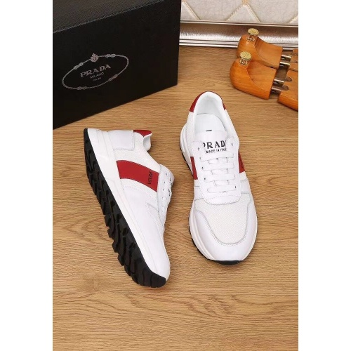Prada Casual Shoes For Men #817926