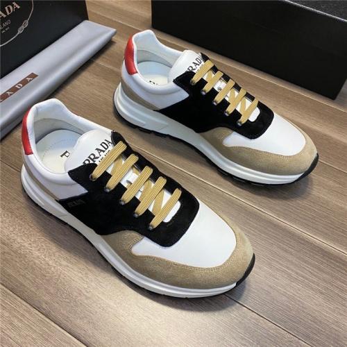 Prada Casual Shoes For Men #817927