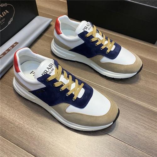 Prada Casual Shoes For Men #817928