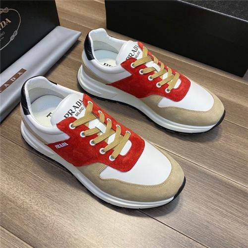 Prada Casual Shoes For Men #817929