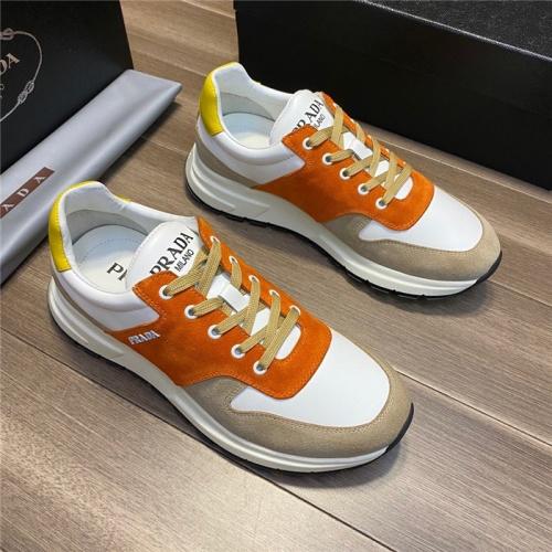 Prada Casual Shoes For Men #817930