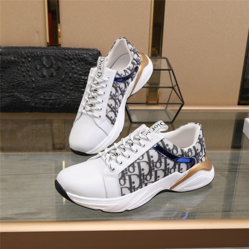 Christian Dior Casual Shoes For Men #817947